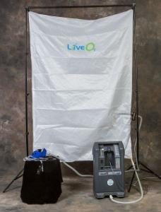 LiveO2 Adaptive Contrast System