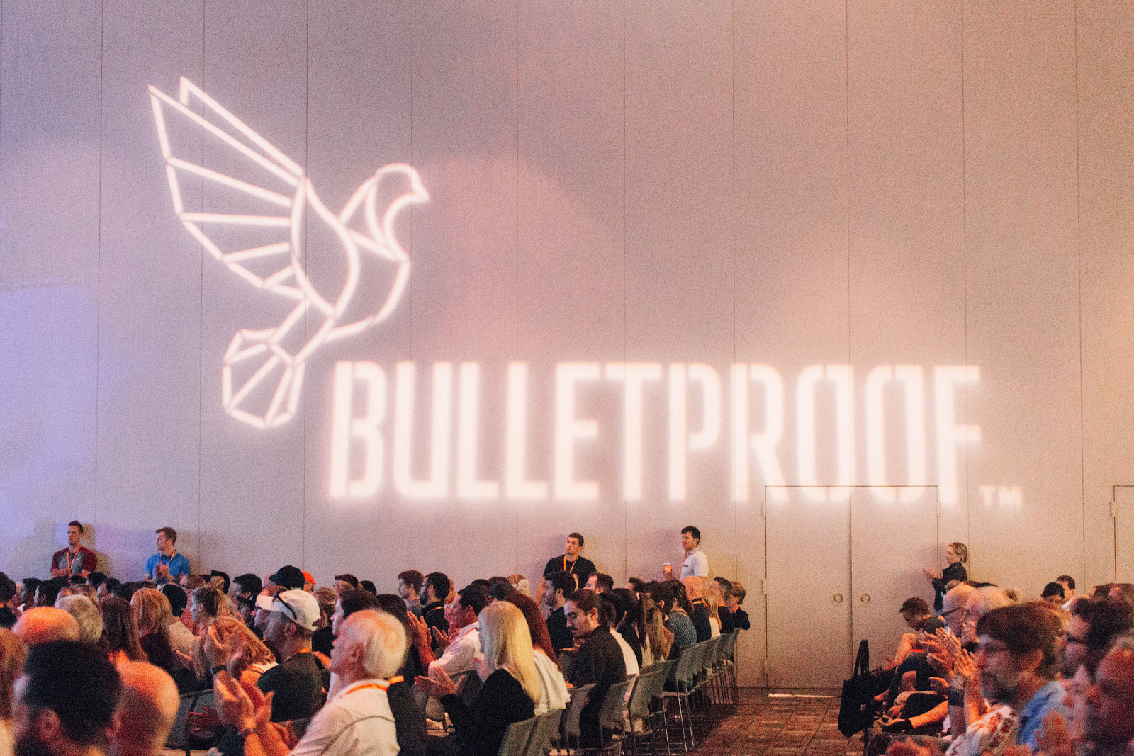Bulletproof 2017 conference LiveO2